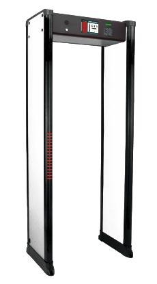 Metal Detectors Door Frame Metal Detector Dfmd Dual Zone